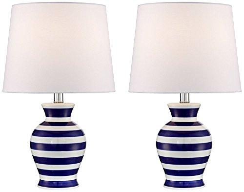 Camden Blue and White Stripe 19