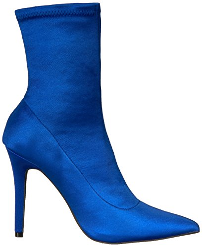 Qupid Boot Blue 152 Women's Milia Fashion xwPqw8zAU