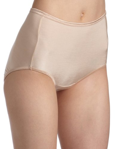 Vanity Fair Women's My Favorite Pants Illumination Brief #13109, Rose Beige, Size 8 ()