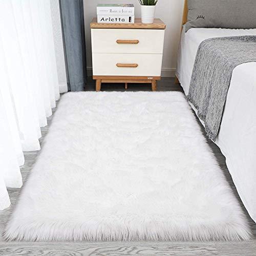 Flauschigen Teppich