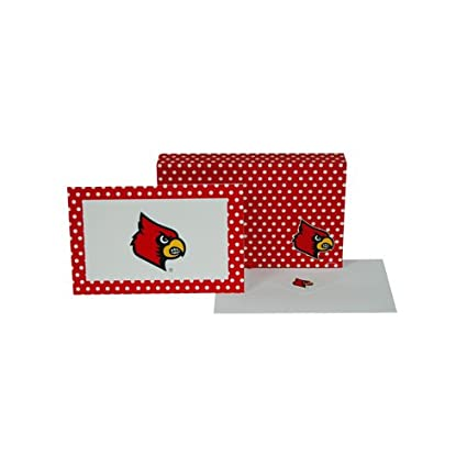 more photos ab00c 6967c Amazon.com : Game Day Outfitters NCAA Louisville Cardinals ...