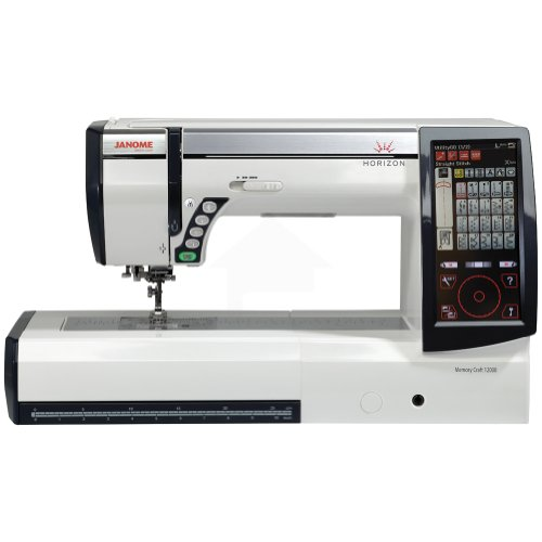 janome 12000 sewing machine - 3