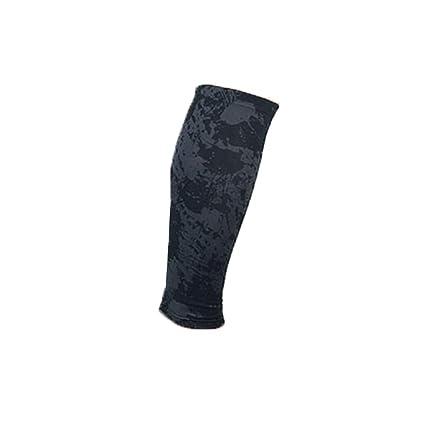 DINBGUCHI Calcetines de compresión para Las piernas de la Pantorrilla de compresión para Las férulas de