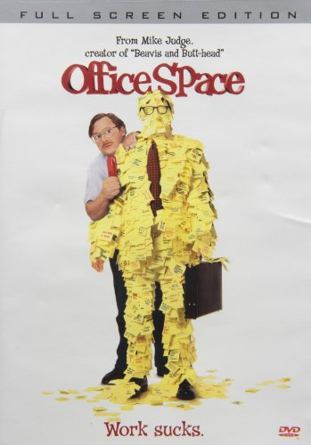 Office Space Special Edition (Best Sales Manager Jobs)
