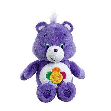 [Care Bears Bean Bag Harmony Bear Plush Toy] (Care Bear Plush)