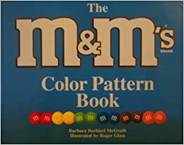 Amazon.com: The M&M\'s Brand Color Pattern Book (9780439488433 ...