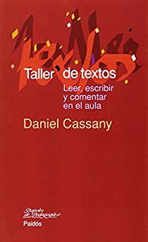 Taller de textos par Cassany