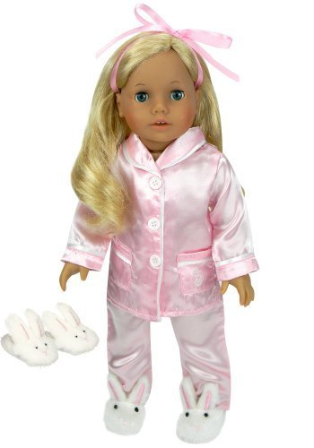 8dae1f44a4 Amazon.com  Doll Clothing for 18 Inch Dolls