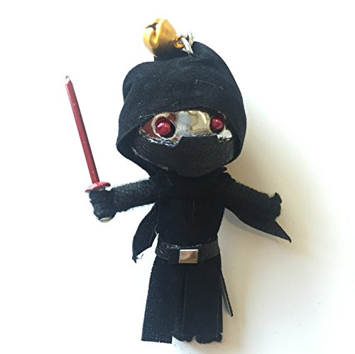Kylo Ren from Star Wars Voodoo String Doll Keychain