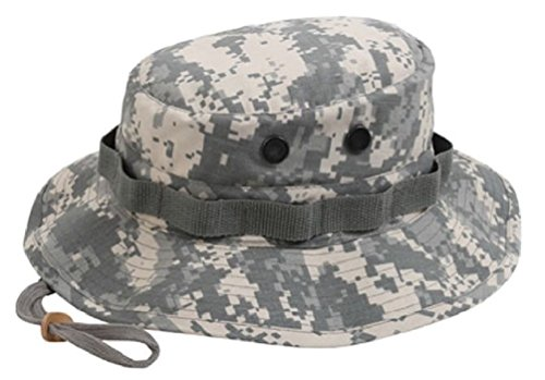 Best Ghillie Suit Nettings - Boonie Hat Military Style Wide Brim