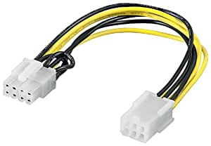 Wentronic 93635 - Cable adaptador PCI-Express