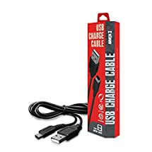 Armor3 USB Charge Cable for New Nintendo 2DS XL/ New Nintendo 3DS/ New Nintendo 3DS XL/ Nintendo 2DS/ Nintendo 3DS XL/Nintendo 3DS/Nintendo DSi XL/Nintendo DSi