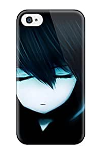 For Apple Iphone 4/4S Case Cover Slim Black Anime 19202151080 Case Cover