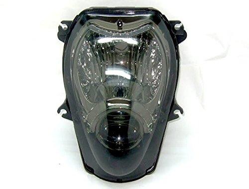 Smoke Motorcycle Racing Sport Headlight Street Fighter Motor Parts & Accessories Headlight Lamp Housing Fairing Signal Fit For Suzuki 1999-2007 Hayabusa GSX1300R GSX 1300R
