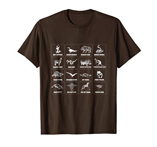 T-shirt Sheep Animal Funny (Internet Meme Animals Shirt Funny Animal Names Of The World)