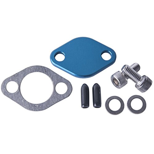 Oil Pump Block-off Kit Yamaha 650/701X/701T/760/Kawasaki 650/750 (Plate Off Block Oil Pump)