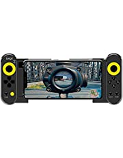 ipega-PG-9167 Wireless 4.0 Smart PUBG Mobile Game Controller for Samsung Galaxy S10/S10+ /S20 S20+5G/Huawei P40 Pro P30 P30 Pro Mate Android Mobile Smartphone Tablet (Android 6.0 Higher System)