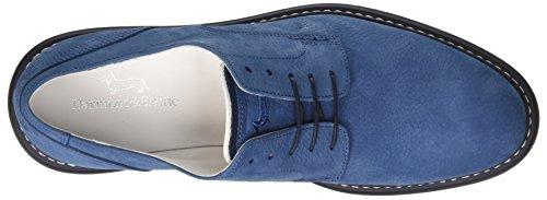 amp; Blue Blaine Uomo Derby Sneaker Harmont Blu v7wxfvd