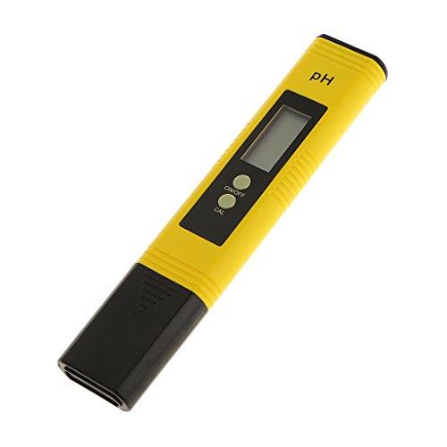 PH Probador Plum Medidora de Agua de Piscina Acuario Orina LCD Monitor Digital Portátil: Amazon.es: Amazon.es