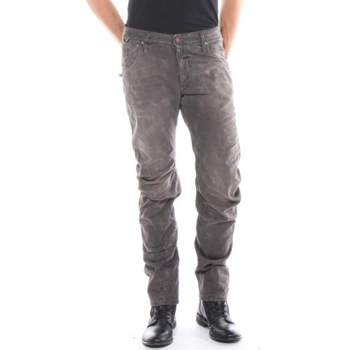 G-Star RAW mens new 1108 3D loose tapered mens jeans 50746 pants (waist 32 leg 30, chase black denim medium aged 4390.071) by GStar (Image #3)