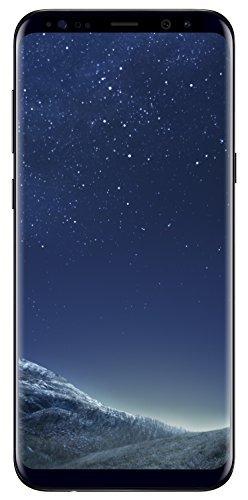 Samsung Galaxy S8+ 64GB GSM Unlocked Phone - International Version (Midnight Black) [並行輸入品] B07DZJ3WKY