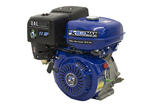Blue Max 6785 11 HP 4-Stroke Gas Powered 340cc Engine by Blue Max