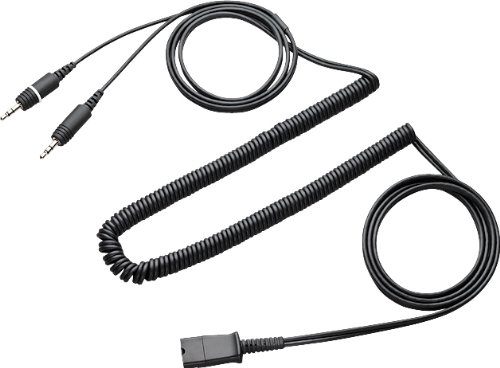 Cable Adapter Voice Card Headset