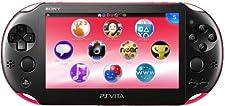 PlayStation Vita Wi-Fi Pink-Black PCH-2000ZA15(Japan Import)