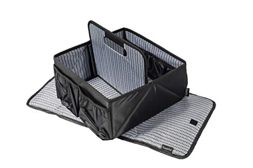Large Diaper Caddy Organizer for Accessories: Boy or Girl Nursery Storage Bin for Changing Table: Changing Pad: Car Organizer Front Seat: Baby Registry Shower Gift: Baby Stuff and Essentials
