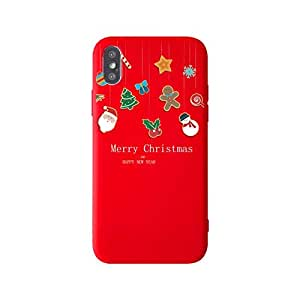 IPhone Xs MAX Christmas Case, provide full protection for your device.