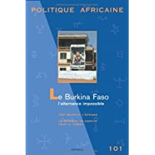 Africaine No.101-2006: Burkina Faso, l'Alternance Impossible