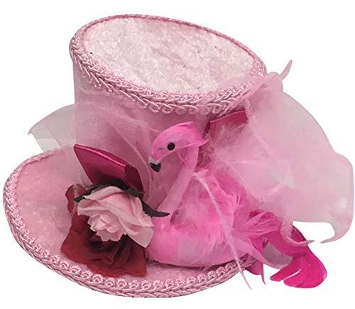 (Forum Novelties Women's Flamingo Mni Hat, Pink, One)