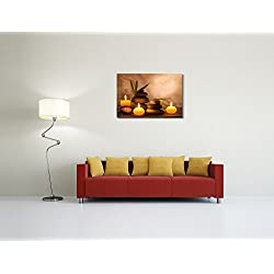 wall26 - Aromatic Candles and Zen Stones - Canvas