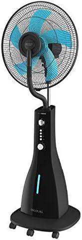Ventilador Con Difusor De Agua Cecotec Nebulizador de Pie EnergySilence 590 Freshessence. Oscilante