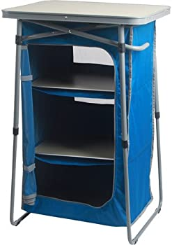 Ozark Trail 3-Shelf Collapsible Cabinet