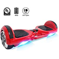 BEBK Windgoo 6.5 Inch Hoverboard - Self Balancing Two Wheels Scooter with Bluetooth Speaker