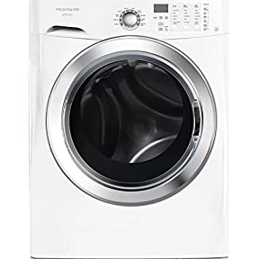 Affinity 3.9 Cu. Ft. Front Load Steam Washer with Ready Steam ? Classic White