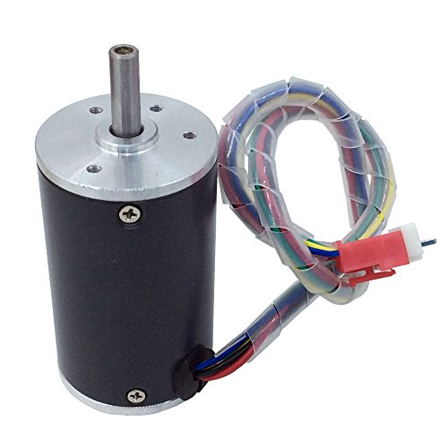 BEMONOC DC Small Brushless Motor 24V 4000 RPM Optional Built-in Drive for DIY Replacement