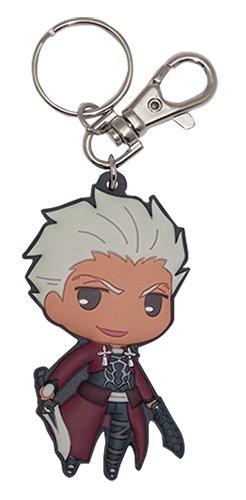 Amazon.com: Fate/Stay Night: Sd Archer Pvc Keychain: Toys ...