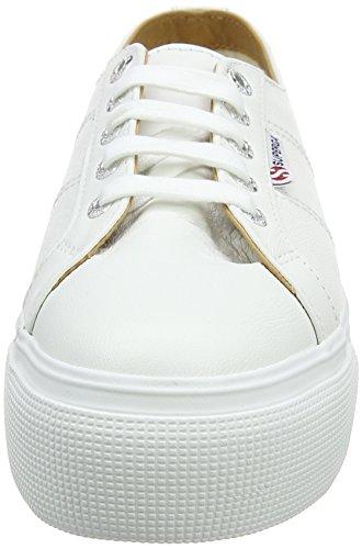 Blanco Superga para Mujer 900 White Nappaleaw 2790 Zapatillas zapUS