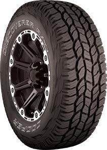 Cooper Discoverer A/T3 Traction Radial Tire - 245/70R17 110T ()