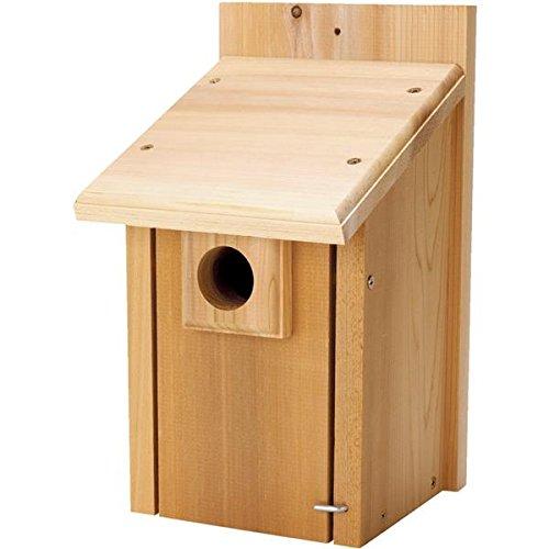 Stokes Select Bluebird Nesting House, Natural Wood