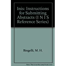 Inis: Instructions for Submitting Abstracts