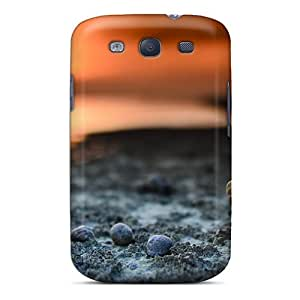 Premium Protection Shell Sunset Case Cover For Galaxy S3- Retail Packaging