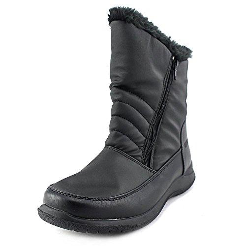 リングレット刺激する集中的なWEATHERPROOF Womens Alex Round Toe Cold Weather Boots