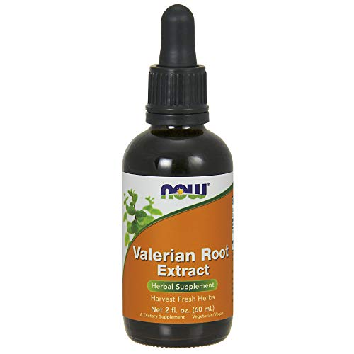 - NOW Supplements, Valerian Root Extract, 2-Ounce