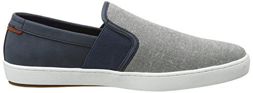 Aldo Trempe, Mocasines para Hombre Gris (18 Dark Grey)