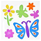 Gift Boutique Spring or Summer Window Gel Clings