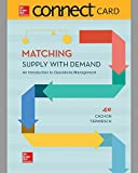 img - for Connect Access Card for Matching Supply with Demand: An Introduction to Operations Management book / textbook / text book