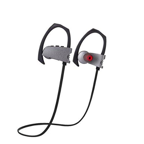 bluetooth headphones wireless in ear earbuds v4 1 sport sweatproof earphones new ebay. Black Bedroom Furniture Sets. Home Design Ideas